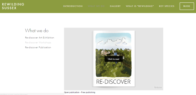 rediscover publication